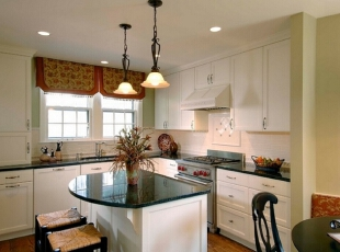 现代风格简约厨房欣赏,让你享受烹饪每一刻