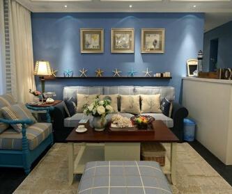 ·蓝色风情,家的蓝色港湾