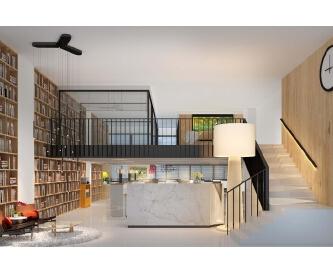 广州美术学院--设计办公...