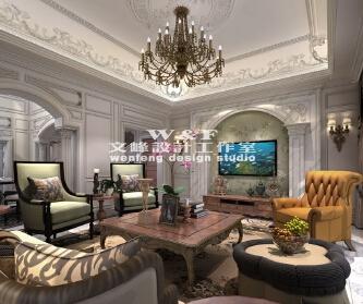 法式优雅别墅——美洲...