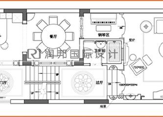 太湖国际别墅法式风格345平方
