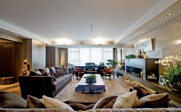 嘉美小镇3室2厅155平米新古典风格
