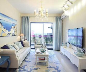 蓝光圣菲悦城3室2厅10...
