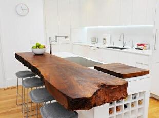 【结构】15款适合小户型的开放式厨房设计来袭,准备好了吗!!