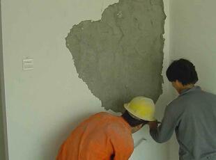 遇到墙面空鼓你知道该怎么做吗?