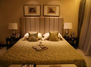 卧室整体灯光设计,不宜过于明亮.图片