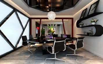 云水世纪明珠4室2厅209平米现代风格