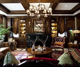 美式风格别墅设计方案