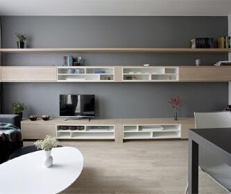 精致现代3居室