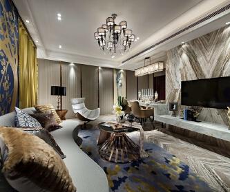 新城国际寓3室2厅105...