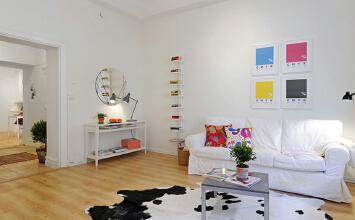51平宽敞单身公寓