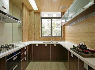 中式风格的厨房装修设计图片