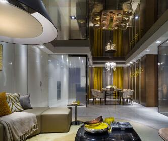 成都香槟城4室2厅平...