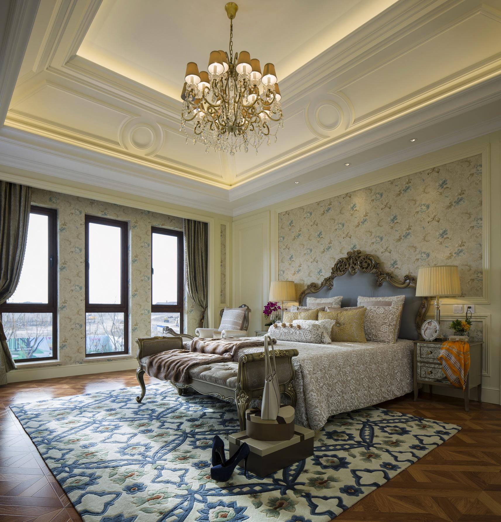 建发鹭洲国际二期-248平米大户型现代风格-谷居家居
