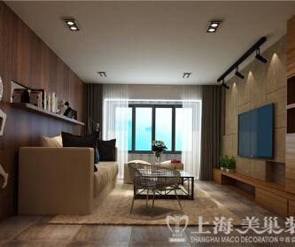 永威南樾130平三室...