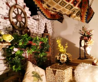 美谷地毯展厅