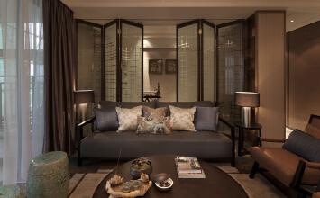成都神仙树大院2室2厅90平米简约风格