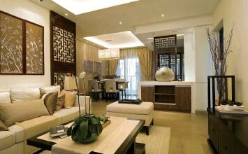 实创整体家装|中式风格|别墅设计