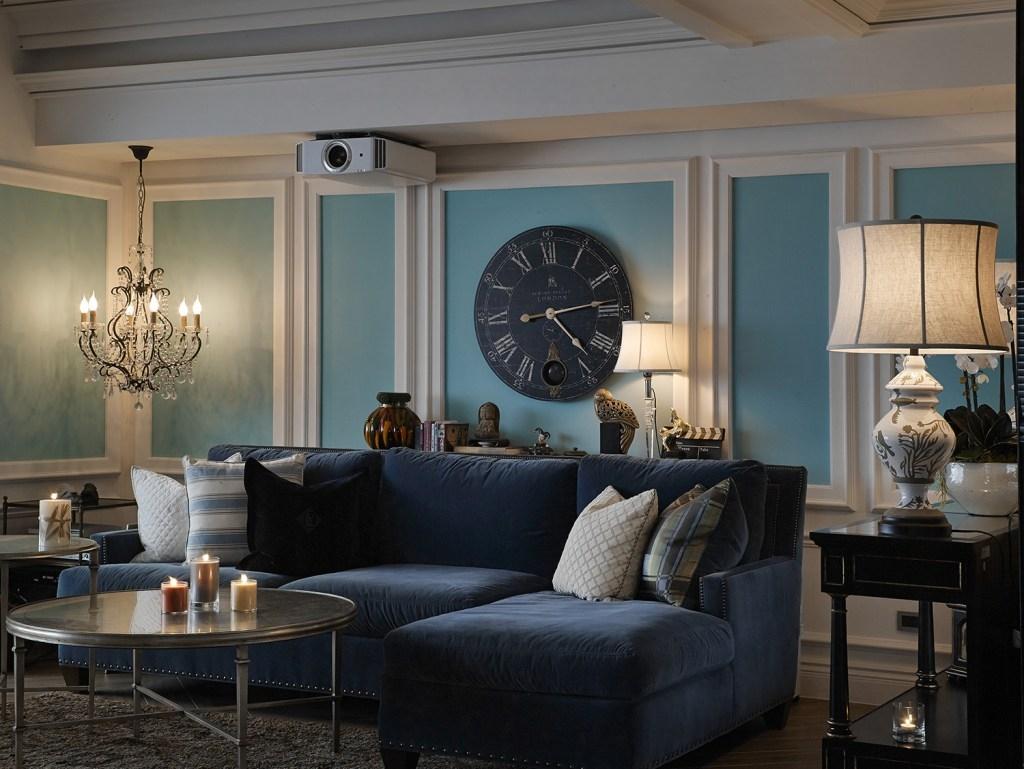 黄公馆·复古美式别墅豪宅设计案例