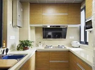平现代简约两居室温馨原木风