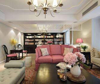 好色空间,美式粉嫩时尚3...