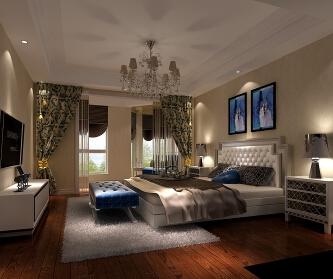 欧式室内设计打造出舒适,...