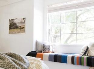飘窗装修效果图,教你打造最舒适家居