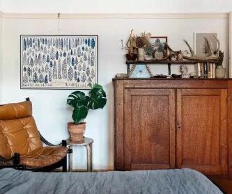 60平米的小型公寓,小空...