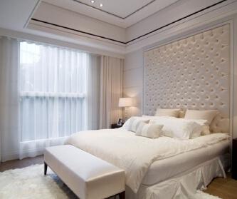 三居室的现代简约风格