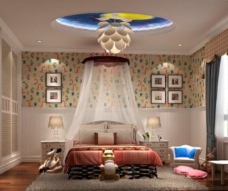 丹麦小镇5室3厅360平...