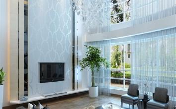 丽景花园4室4厅445平米null风格