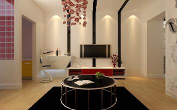 康盛花园1室1厅40平米现代风格