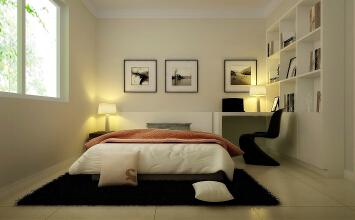 西郊半岛3室2厅108平米现代风格