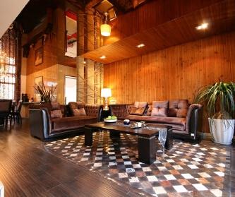 新古典打造低调家居