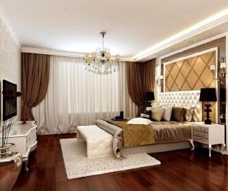 82平新古典风格之家