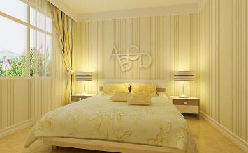 景湖时代城4室2厅208平米欧式风格