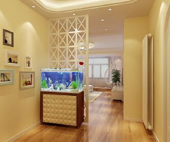 水岸温泉小区 婚房装修