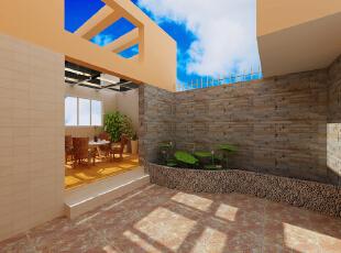 六盘水德馨园复式楼现代风格案例