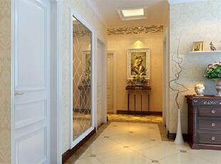 万打造简欧风格舒适奢华居室