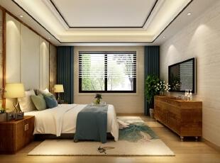 【美墅设计】九龙仓兰宫新中式风格独栋别墅装修设计案例图片