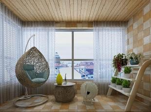 阳台,白色,墙面