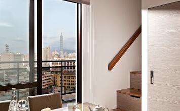 浦江宝邸2室2厅40平米现代风格