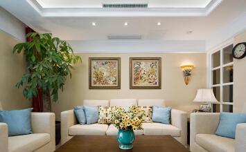 《生活家装饰推荐》——典雅温馨的美式公寓