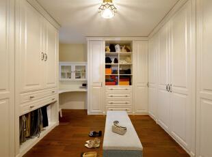 客厅,白色,衣帽间