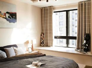 周末在家赖床吧,九款温馨卧室送给你!