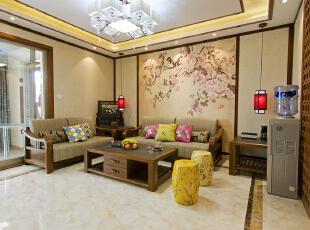 现代中式沐春