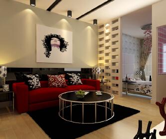 博雅首府1室1厅40平米...