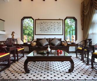 中式复古住宅
