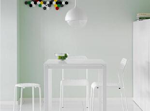 8款宜家风餐厅设计  让生活更加美妙!