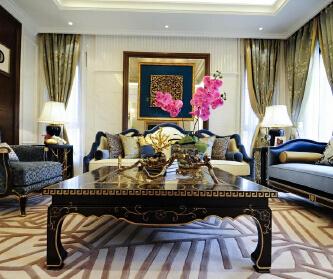 古典风格紫辰院案例